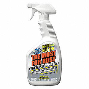 32 oz. Rust Remover and Inhibitor, 1 EA