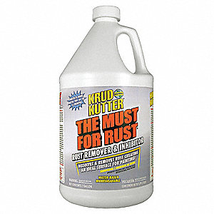 1 gal. Rust Remover and Inhibitor, 1 EA