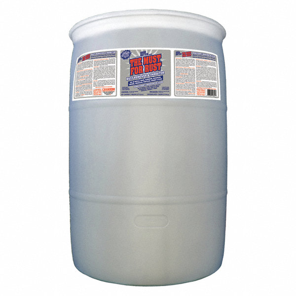 KRUD KUTTER 55 gal. Rust Remover and Inhibitor, 1 EA - 36P491MR55 ...