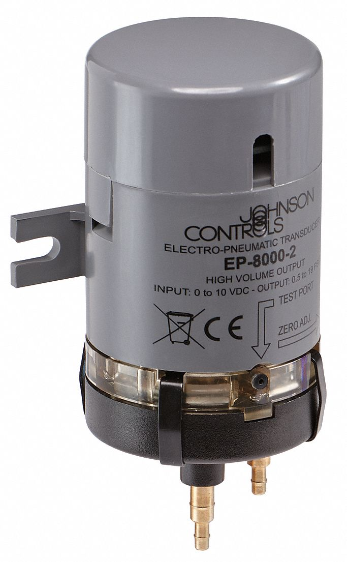 Electro-pneumatic Transducers