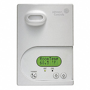 Digital Wall Thermostat,Single Stage