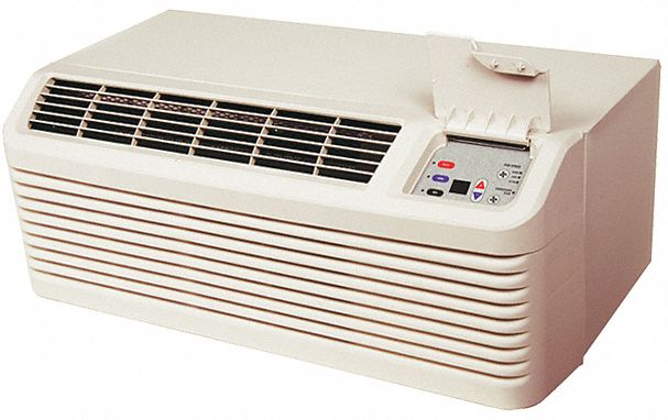 Packaged Terminal Heat Pump,  Heat Pump with Electric Heat,  12,000 BtuH,  Cooling/Heating