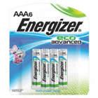 BATTERY ECO ADVANCED AAA 6/PK