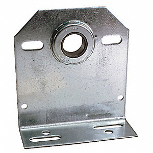Bearing Center Plate,11 Ga,4-3/8 In