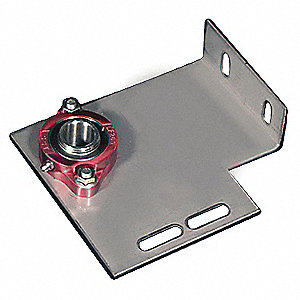 Bearing End Plate Assembly,6 In,PR