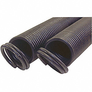 EXTENSION SPRING,80 LB,8 IN DOOR,PK