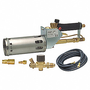 Pro 88 Torch Kit, Propane Fuel, Instant On/Off Ignitor