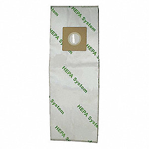 Vacuum Cleaner Bags,Cloth,8-1/2in.W,PK4
