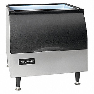 Ice Storage Bin,Commercial,242 lb.