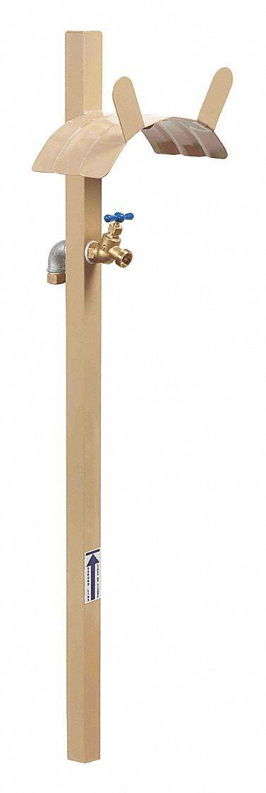 Liberty Hose Stand, Steel, Tan Model: 36RM46 Hose Reel, Hose Cart, Hose Holder, Hose Butler, Hose Hider, Hose Pot, Hose Stand, Hose Hanger