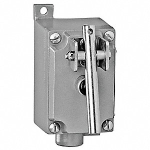 Ceiling Pull Switch, Nema 4, DPST