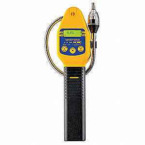 Multi-Gas Detector,LEL/CO/O2/HCN,Yellow