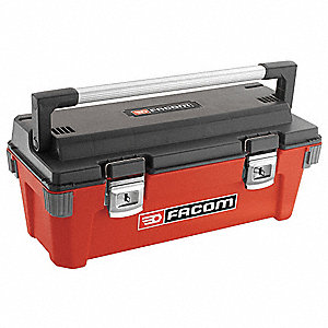 "Portable Tool Box,26""Wx10-3/4""Dx10-1/2""H"