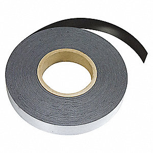 Magnetic Strip,6 lb.,50 ft.