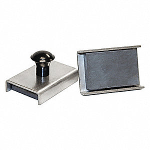 Magnetic Print Holder,23 lb.,2-3/8in