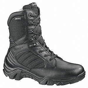Unisex Gore-Tex Winter Boots, Size: 10-1/2EW, Waterproof: Yes, Lace/Zipper Closure Type, Plain Toe T