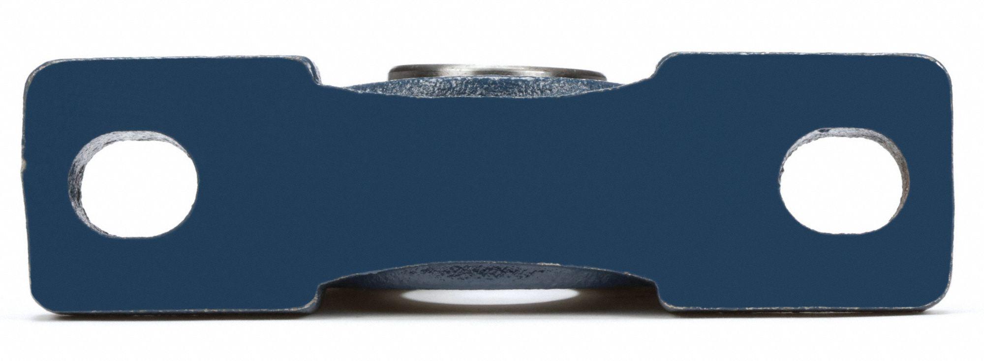 "UCP212-39 Solid Base Pillow Block Bearing 2/"" Bore 2-7//16/"" Bolt 4PCS"