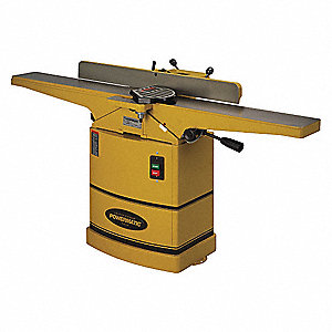 Jointer,Cast Iron,1 HP