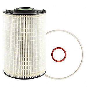 "Spin-On Oil Filter, Length: 7-5/8"", Outside Dia.: 4-23/32"""