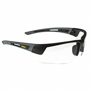 Safety Glasses,Clear,ScratchResistant