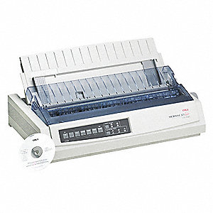 Dot Matrix Printer, 8.7 ppm, 217 x 240 dpi