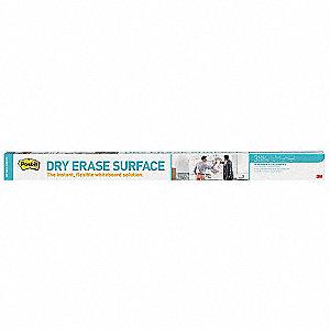 Post It Plastic Dry Erase Sheet 96 Quot Width 48 Quot Height 1
