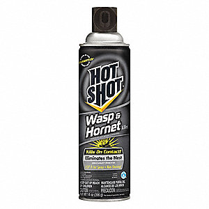 DEET-Free Outdoor Only Wasp and Hornet Killer, 14 oz. Aerosol