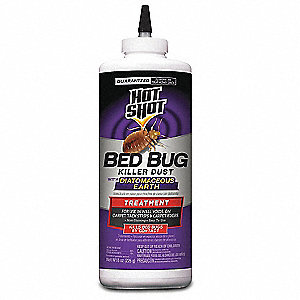 DEET-Free Indoor Only Bed Bug Killer, 8 oz. Powder