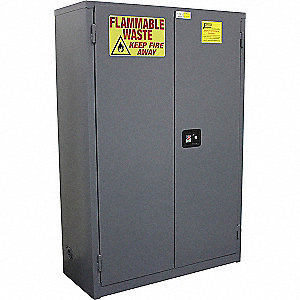 Flammable Liquid Safety Cabinet,Mn,30gal