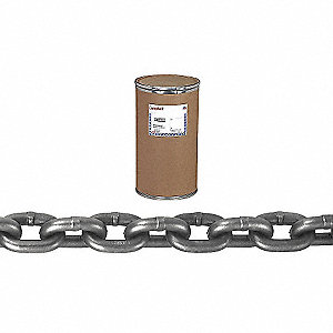 CHAIN, ALLOY, SP, 3/8X500FT