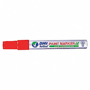 MARKER PAINT, LOW CHLORIDE, RED