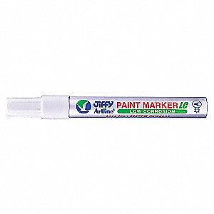 MARKER PAINT, LOW CHLORIDE WHITE