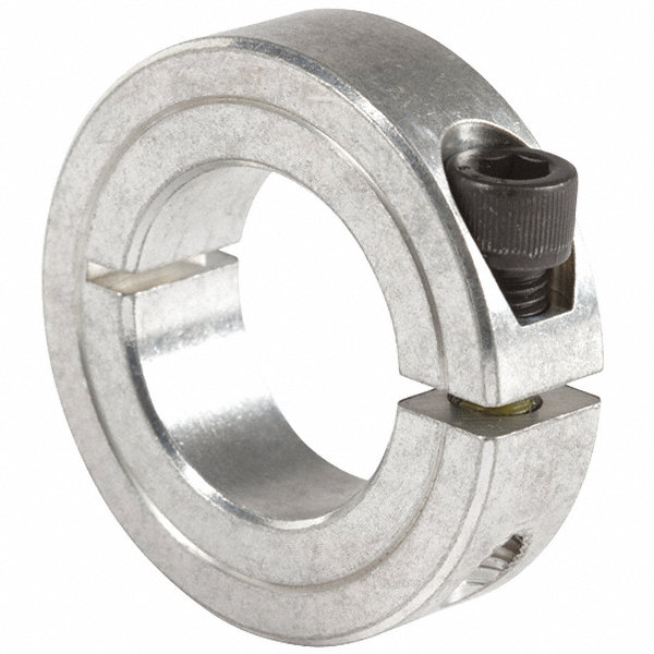 Climax metal products aluminum shaft collar clamp