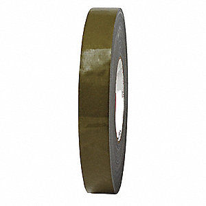 "Industrial Duct Tape, 1"" X 60 yd., 9.00 mil Thick, Black Coated Cloth, 48 PK"