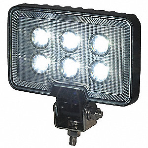 Flood Light 1200 Lm Rectangular Led