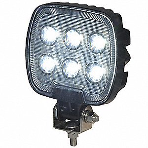 Flood Light 1200 Lm Square Led 4 1 4 H