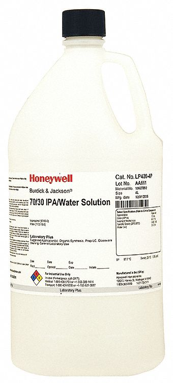 IPA/Water Solution, 67-63-0 CAS Number