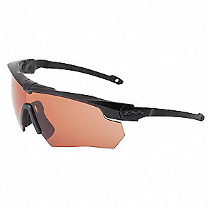 Crossbow Suppressor  Anti-Fog, Scratch-Resistant Safety Glasses, Copper HD Lens Color