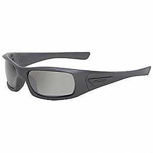 5B  Anti-Fog, Scratch-Resistant Safety Glasses, Gray Mirror Lens Color
