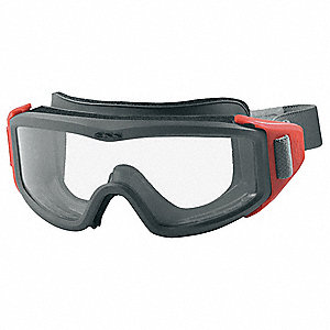 Anti-Fog, Scratch-Resistant Indirect Fire Goggle, Clear Lens
