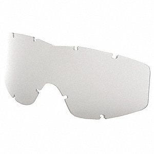 Replacement Lens,Clear,Scratch-Resistant