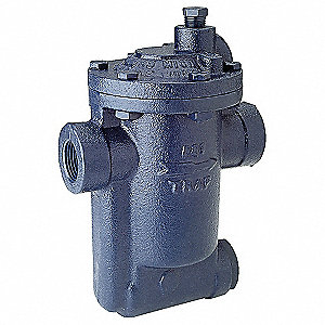 Steam Trap, 125 psi, 4000 Lbs/Hr,Max. Temp. 450°F