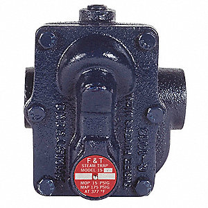 Steam Trap, 30 psi, 2300,Max. Temp. 353° @ 125 psig or 377° @ 175 psig