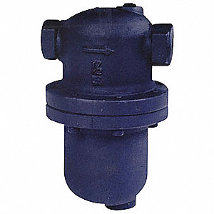 "1-1/4"" Ductile Iron Steam Separator"