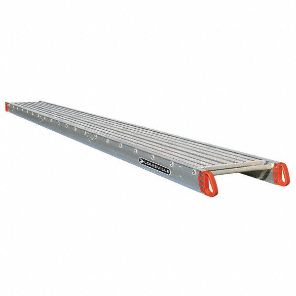 LOUISVILLE 500 lb Load Capacity Aluminum Two Person