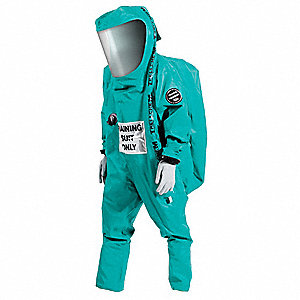 Encapsulated Train Suit,Lvl A Train,2XL