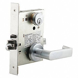 Lever Lockset,Mechanical,Classroom,Grd.