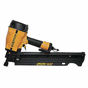 Plastic Air Framing Nailer, Gold