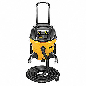 Dust Extractor,1.85HP,10 gal,140cfm,120V