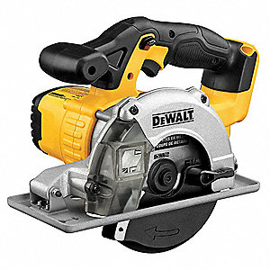 "5-1/2"" Cordless Circular Metal Saw, 20.0 Voltage, 3700 No Load RPM, Bare Tool"